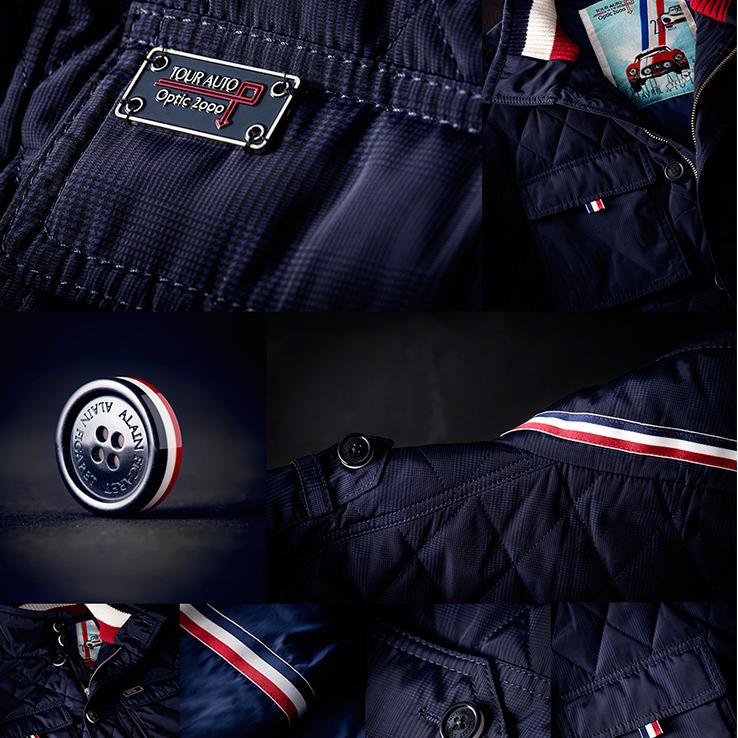styliste détails sportswear